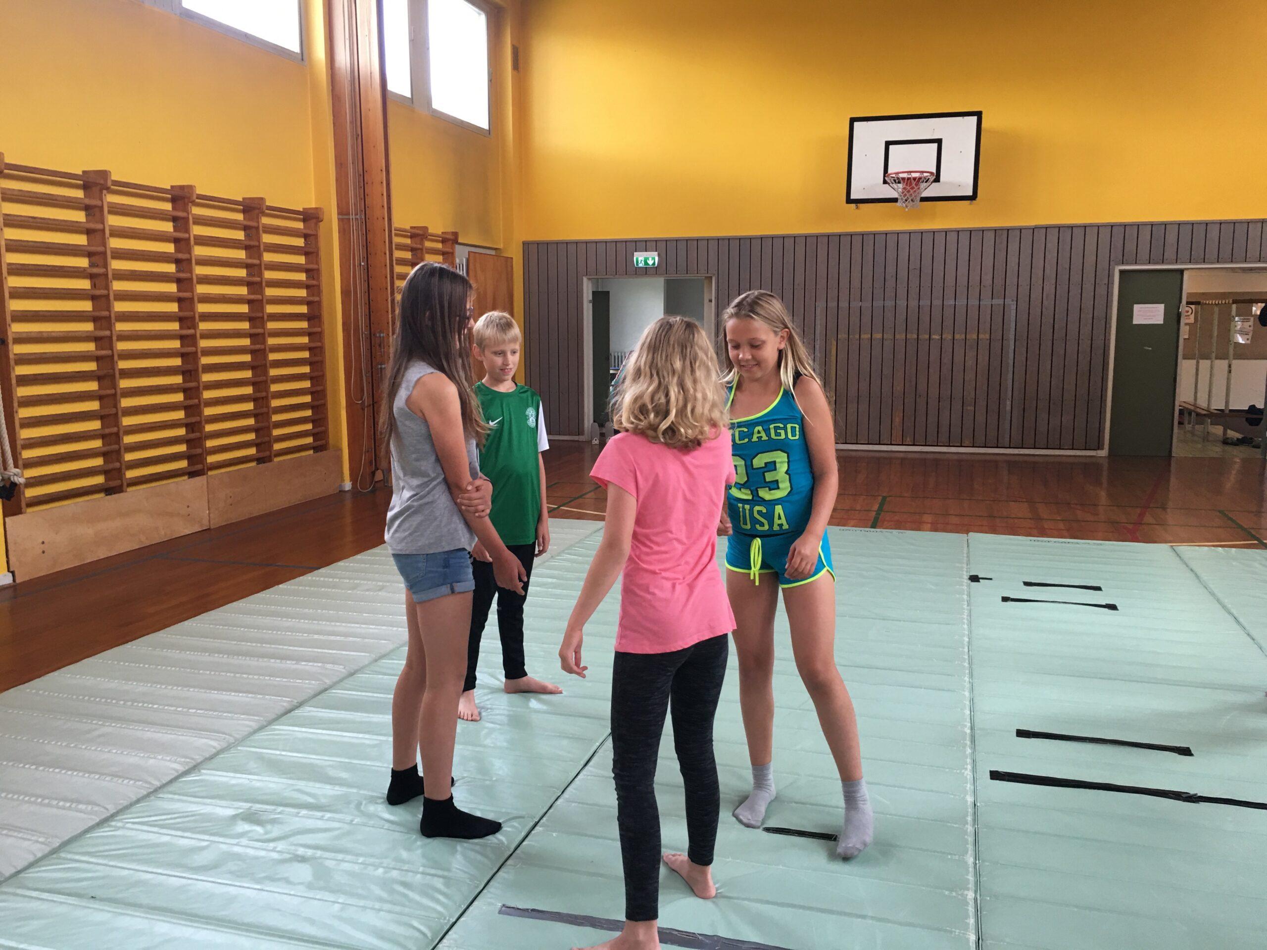 Sommer aktiviteter 2016 (Børnetræning)